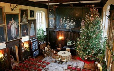 The Great Hall - Wedding Venue - Loseley Park