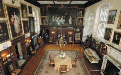 The Great Hall - Loseley House - Surrey