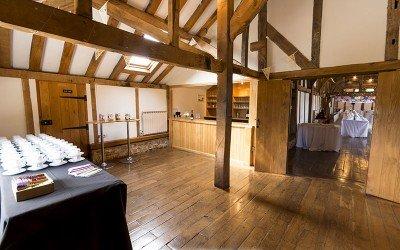 Tithe Barn - Loseley Park