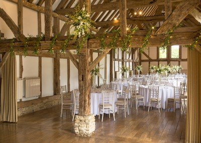 The Tithe Barn - Loseley Park