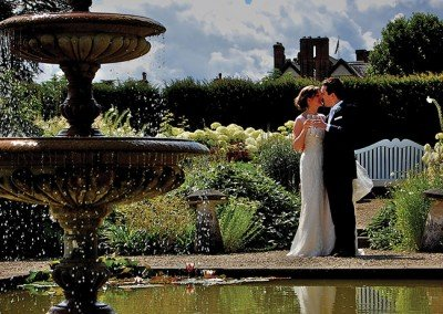 Beautiful venue for weddings at Loseley Park