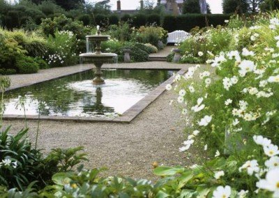 The White Garden - Loseley Park