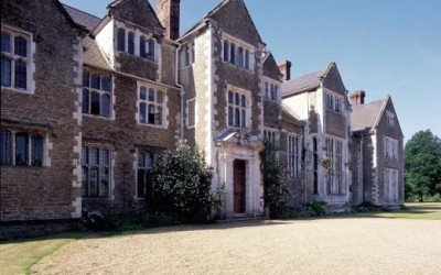 Front of Loseley House - Loseley Park - Surrey