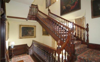 Staircase - Loseley House