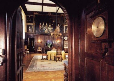 View to Great Hall - Loseley House