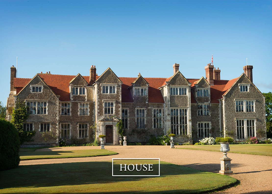 Enchanting House & Grounds of Loseley Park
