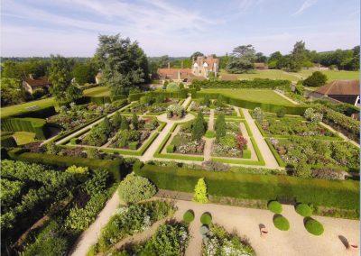 Garden aerial corrected