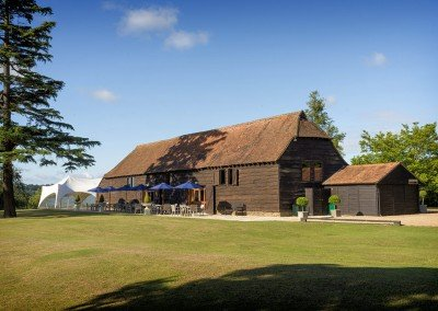 Exterior - Tithe Barn - Loseley Park