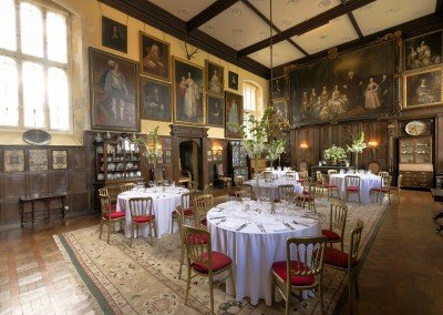 The Great Hall - Loseley Park