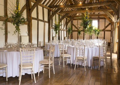 Loseley Park - The Tithe Barn