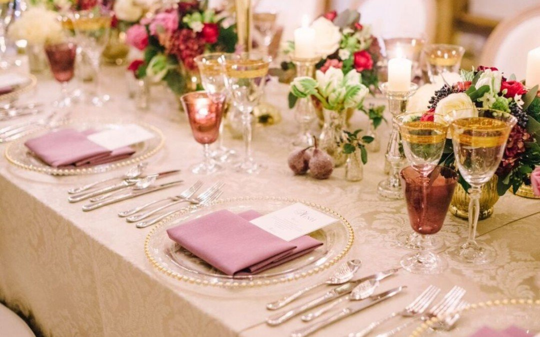 UK Alliance of Wedding Planners' Dinner at Loseley Park