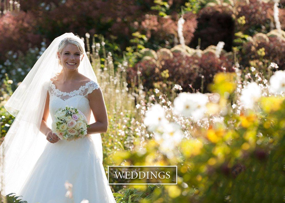Beautiful Surrey Wedding Venue - Loseley Park