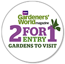Gardeners World - 2 for 1 entry