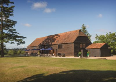 Features of Loseley Park